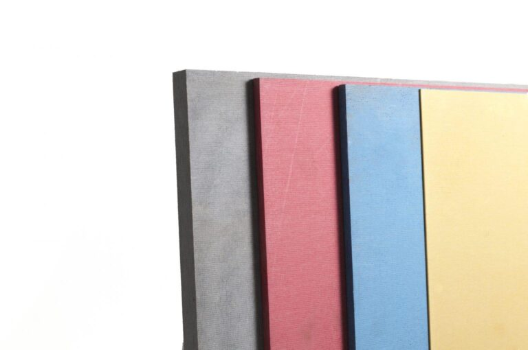 composite sheets coloured