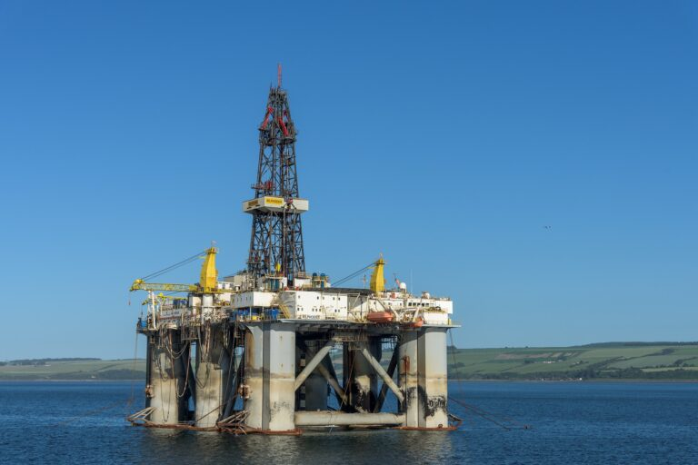 heavy industry applications offshore